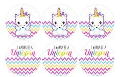 Free Unicorn Cupcake Toppers – CuteCrafting
