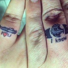 Total nerd tattoo