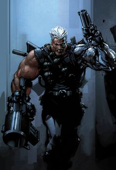 X-Men: Cable (Nathan Summers)