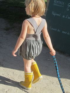 This blog is packed with thte cutest (french) little gal style, swoon!