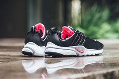 Women's Sneakers : Nike Presto GS in Black & Hyper Pink – EU Kicks: Sneaker