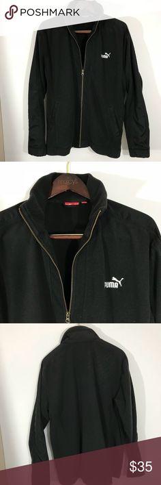 Puma Fleece Good Condition, warm and Comfortable Puma Jackets & Coats Performance Jackets