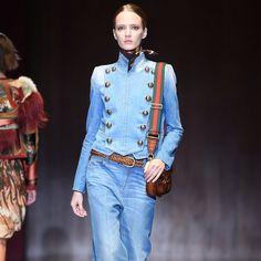 Gucci Spring 2015 Show   Milan Fashion Week   POPSUGAR Fashion#photo-35737447#photo-35737436