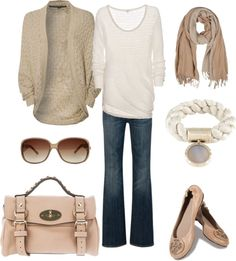 """Let's go to a café Fall Winter outfit"" by natihasi on Polyvore"
