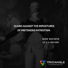 #GeorgeWashington #USPresident #quotesoftheday #quotes #inspirationalquotes #lifequotes #motivation #quotesforlife #morningquotes http://www.trioangle.com/airbnb-clone/