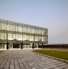 Taiwan Glass in Fujian, China, by Philipp Mainzer Office for Architecture and Design   Architecture at Stylepark