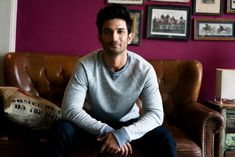 Sushant Singh Rajput's home in Mumbai is a combination of robust colours and rugged finishes. Get a sneak-peek into Bollywood Celebrity Sushant Singh Rajput's chic, urban Mumbai home