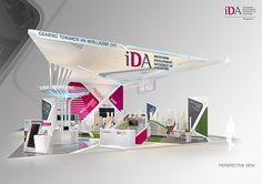 IDA@CommunicAsia on Behance