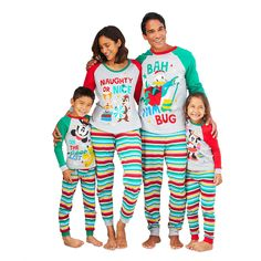 f9f4a6ea5a Product Image of Holiday Family Sleepwear Collection   1 Girls Pjs
