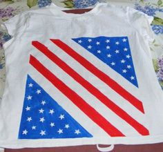 Ten kids and a Dog: of July t-shirts 2008 Holiday Crafts For Kids, Diy For Kids, Cool Kids, 4th Of July Celebration, Fourth Of July, Preschool Scavenger Hunt, T Shirt Time, Art Projects For Teens, Patriotic Shirts