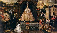 Virgen de Belén - Bacilio de Santa Cruz.