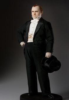 Стивен Арнольд Дуглас (1813 — 1861) — член демократической партии США. Был соперником Авраама Линкольна на выборах