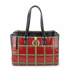 Borsa donna Versace Jeans Col. Rosso - Tote Bag