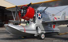 Grumman J2F-6 Duck #flickr #biplane #1930s
