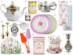 High Tea Essentials // HonestlyYUM