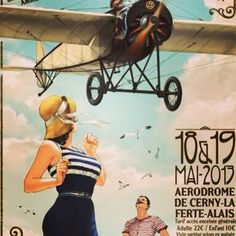At Europe's most prestigious and oldest airshow close to Paris (La Ferte Alais). On 18-19 May 2013, more than 150 heritage planes, but also Rafale fighters by French manufacturer Dassault Aviation and the acrobatic Patrouille de France's alphajets made the show despite bad weather! #avgeeks