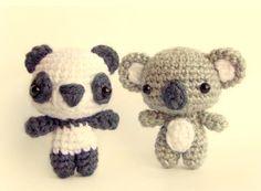 Mini Coala / Panda