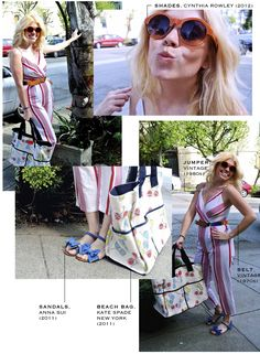 Travel Essentials   Outfits by NYC Fashion Stylist #travel #outfit #summer via TravelFashionGirl.com