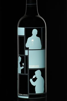 Academy Art University Course: Package Design 3 Instructor: Tom McNulty Student: Magdalena Hladka #wine #packaging PD