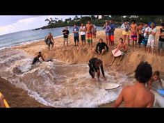 ▶ Quiksilver Reports -- Very cool