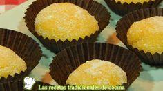 Receta fácil de yemas de Ávila