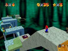 Super Mario 64.