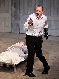 Kevin Spacey, Richard III (2012)