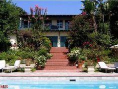 Helen Mirren's LA Garden Estate for Rent | Zillow Blog
