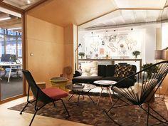Le « living office » d'Artdesk | Aménagement et équipements | Workplacemagazine.fr