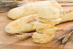 El que no mata, engreixa: Barra de pan. El placer de comer pan que sabe a pan