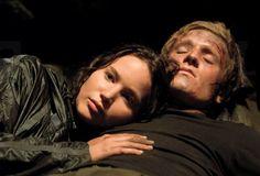 The Hunger Games: Book vs. Movie   My Tiny Obsessions - Katniss & Peeta