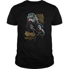 Lord Of The Rings - Gimli - #groomsmen gift #gift bags. BEST BUY => https://www.sunfrog.com/Movies/Lord-Of-The-Rings--Gimli-Black-Guys.html?68278
