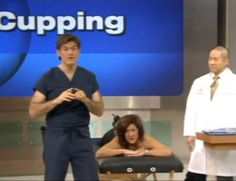 """Dr. Oz calls fire cupping one of his """"Ultimate Alternative Medicine Secrets."""""""