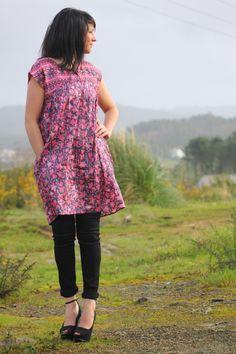#floral #flowers #dress #pepejeans #oversize #fashion #spring #fashionblogger #fashionblog