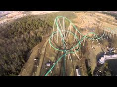 Warning: If You Are Afraid Of Heights Or Are Prone To Motion Sickness Don't Watch This Video!