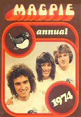 Magpie - annual
