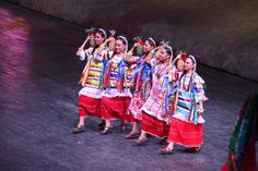 """Now, El Ballet Folclórico Nacional de México Aztlán, has two companies; The biggest company is now performing at the Ecological Park """"Xcaret"""" in the State of Quintana Roo, Mexico. It performs every night with 230 artists on stage. Quintana Roo, Dancer, Stage, Mexico, Ballet, Culture, Artists, Park, Night"""