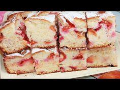 Faccio una torta in 5 MINUTI, senza un mixer, cucino con frutti diversi. TORTA - YouTube