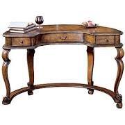 Butler Heritage Crescent - Shape Writing Desk