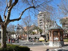 Badajoz - Paseo de San Francisco - Viajar por Extremadura