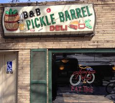 My sister-in-laws business - Pickle Barrel East Coast Deli in Fort Collins