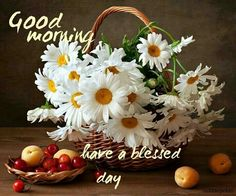 Good morning! Have a blessed Wednesday everyone! :-)