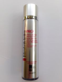Elizabeth Arden Pro Triple Action Protector Skin Clinic, Flawless Skin, Broad Spectrum, Red Bull, Lotion, Skincare, Beauty, Beautiful, Red