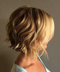 30 of the Best Short Hairstyles 2018 for Your Messy Looks
