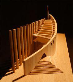 House of Contemporary Rotonda  Designed by Satoru Ron Kano