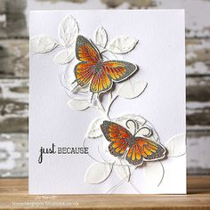 Just Because by craftykrafts on Etsy, £2.00