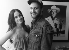 Kacey Musgraves and Ruston Kelly.