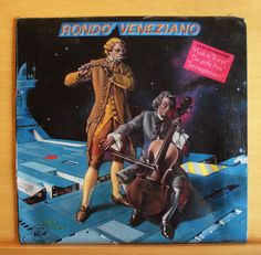 RONDO VENEZIANO  Same - MINT STILL SEALED Vinyl LP - OIS - Italo Disco Pop RARE