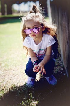 Ray-ban Jr. #kidssunglasses #sunnies #sunglasses #chasinivy Kids Sunglasses, Sunnies Sunglasses, Girls Accessories, Ray Bans, Couple Photos, Jr, Tops, Dresses, Fashion