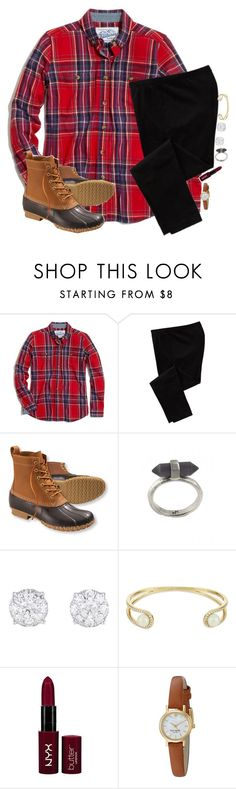 """I'm So Done Not Being Your Number One"" by hailstails ❤ liked on Polyvore featuring Madewell, Old Navy, L.L.Bean, Karen Kane, Kate Spade and NYX"